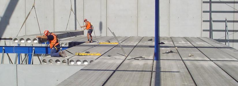 Precast Concrete Floors Hollowcore Floors Westkon