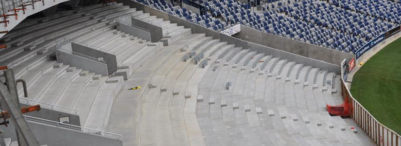 Stadium Construction Westkon